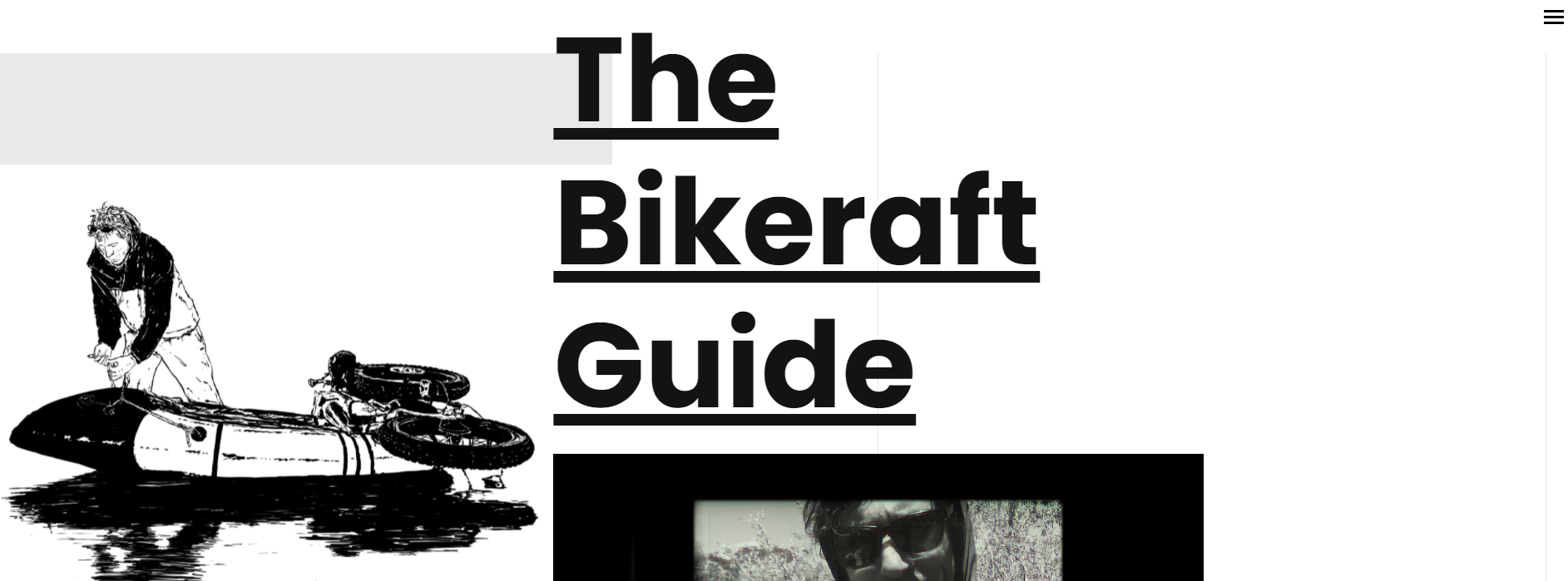 The Bikeraft Guideさんでリストアップしてもらってます